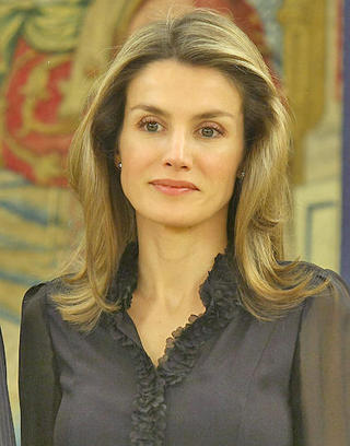 princess letizia of asturias. Princess Letizia (Wife of